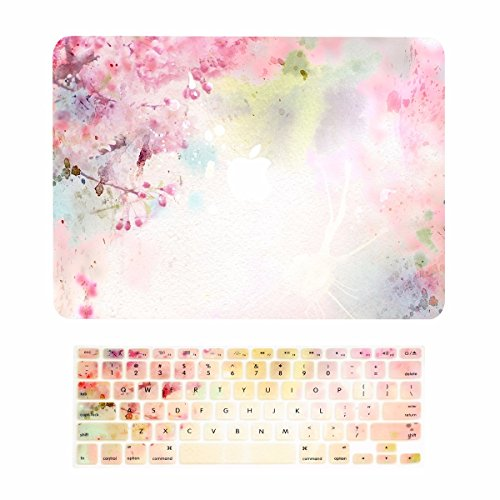 TOP CASE Graphics Rubberized Keyboard