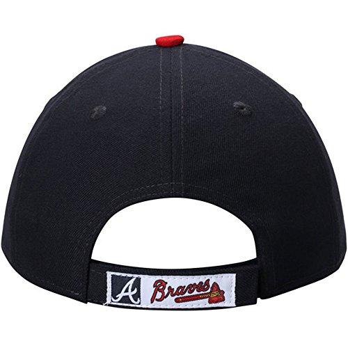 New Era Braves gorra ajustable Atlanta 9FORTY adulto MLB Px4Zqpv
