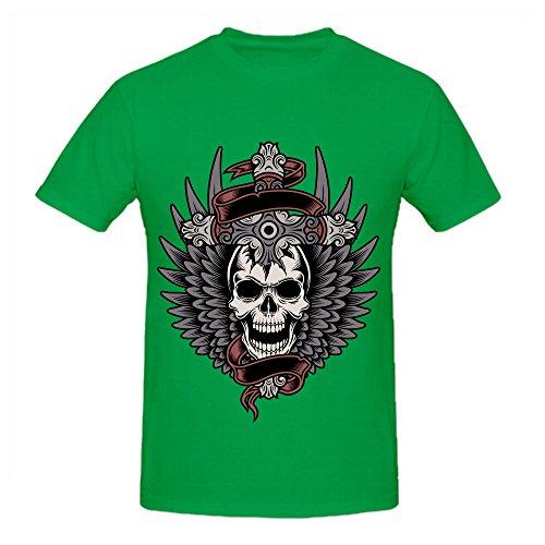 100% Cotton Black SNK Mens Summer Fashion DIY Tops Tees Short Sleeve T Shirt Man Punk Style O Neck Casual T Shirt