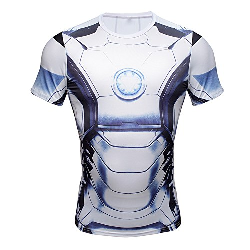 NEW A (Superhero Costume T Shirts)