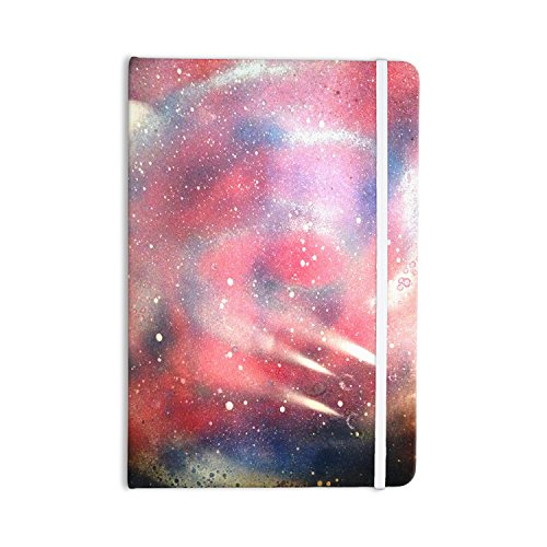 KESS InHouse Journal Infinite Spray Art