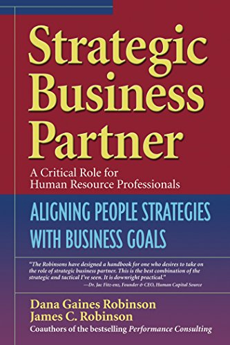 Strategic Business Partner: Aligning People Strategies with Business Goals