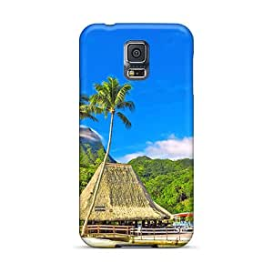 Galaxy S5 Print High Quality Tpu Gel Frame Cases Covers