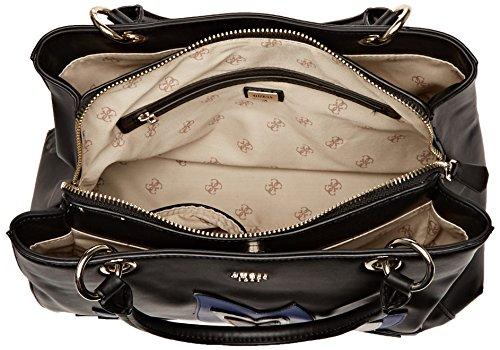 Main Hwvg6785060 H 3 Portés Nero Cm Guess w black 5x16x25 X Multi L Femme Sacs BfxnqwAt