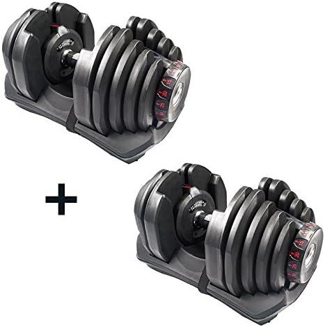 Toorx – Pack de 2 Mancuernas de Carga Variable mcr-40: Amazon.es: Deportes y aire libre