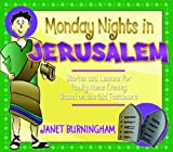 Monday Nights in Jerusalem, Janet Burningham, 1599553775