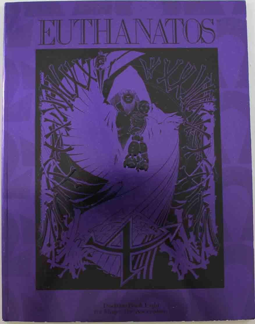 euthanatos mage the ascension tradition book