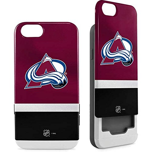 Colorado Avalanche iPhone 6/6s Case - Colorado Avalanche Jersey   NHL X Skinit Wallet Case ()