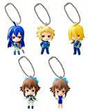 Gashapon Medaka Box Swing Set