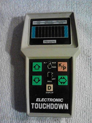 1978 Vintage Electronic Quarterback Game product image
