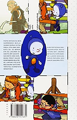 Pack Pupi Euskara (El Barco de Vapor Blanca): Amazon.es: Menéndez ...