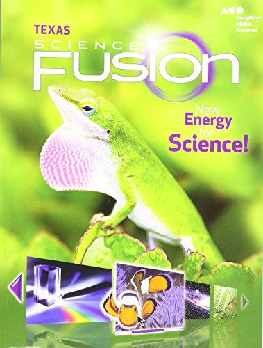 Science Fusion: Student Edition Grade 3 2015