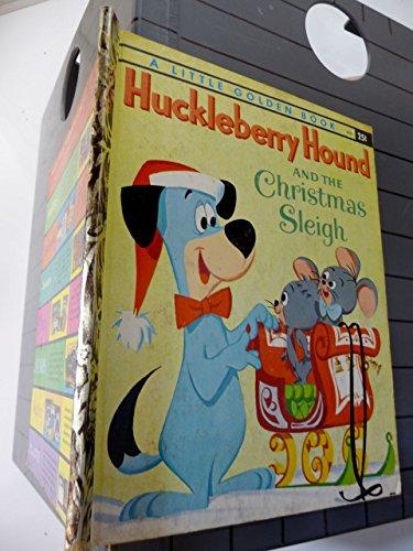 Berry Sleigh (Huckleberry Hound and the Christmas Sleigh: A Little Golden Book)