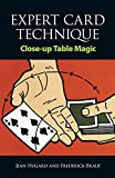 Expert Card Technique: Close-Up Table Magic