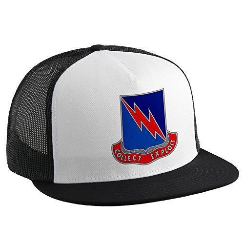 ExpressItBest Trucker Hat with U.S. Army 323rd Military Intelligence Battalion, insg by ExpressItBest