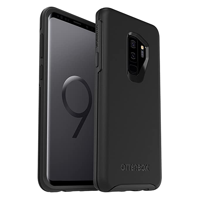 promo code d245e e4966 OtterBox SYMMETRY SERIES Case for Samsung Galaxy S9+ - Frustration Free  Packaging - BLACK