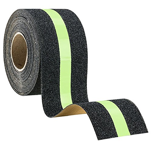 Anti-Slip Grip Tape Glow-in-Dark for Illumination Improve...