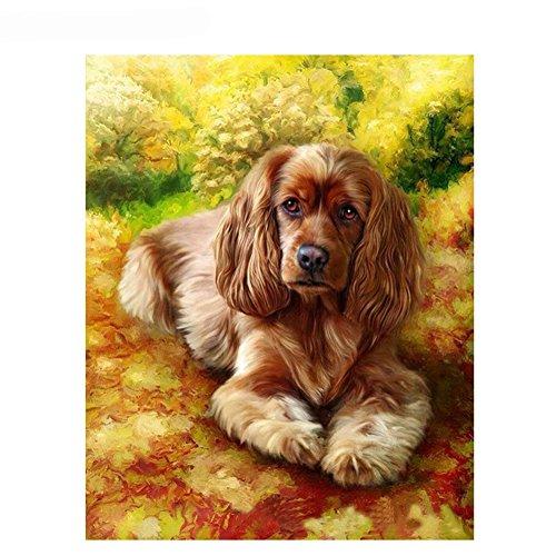 Cocker Spaniel Paintings - 4