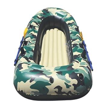 HYYQG 3 + 1 Persona Kayak Inflable, Kayak De Pesca En Mar ...