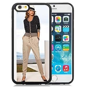 Unique Designed Cover Case For iPhone 6 4.7 Inch TPU With Michaela Kocianova Girl Mobile Wallpaper(1) Phone Case