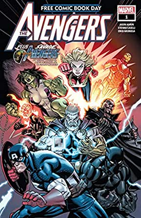Free Comic Book Day 2019 (Avengers/Savage Avengers) #1 (English ...