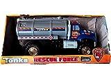Tonka Rescue Force - lights & Sound - Bio Fuel Tanker - NIB
