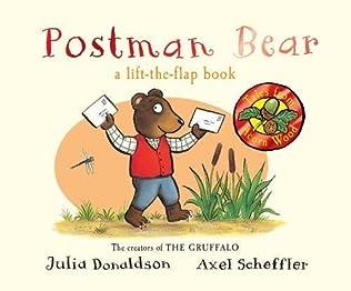 book cover of Postman Bear
