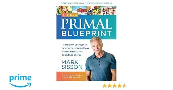 The New Primal Blueprint: Amazon.es: Mark Sisson: Libros en idiomas extranjeros