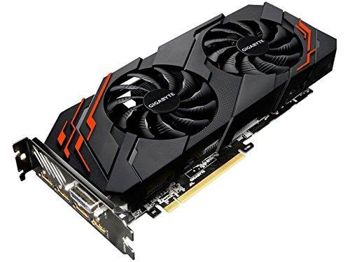 Gigabyte GeForce GTX 1070 WINDFORCE OC 8G REV2.0 Graphic Cards (GV-N1070WF2OC-8GD REV2.0) by Gigabyte (Image #2)