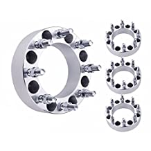 """4X Ford 2"""" Thick 8x170 Wheel Spacers Adapters M14x2 Fits F250 F350 Super Duty"""