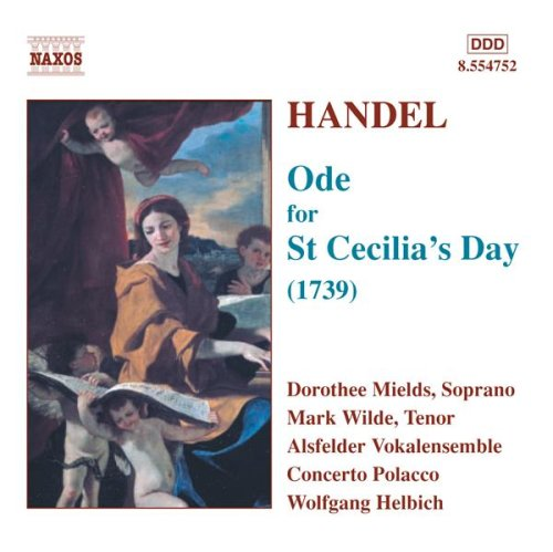 Ode for St. Cecilia's Day, HWV 76: Air and chorus: As from the powers of sacred lays