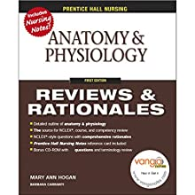 VangoNotes for Anatomy & Physiology Audiobook by Mary Ann Hogan, Barbara Carranti Narrated by Dennis Holland, Jessica Tivens
