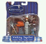 : Disney Pixar Ratatouille Movie Moments Working Together
