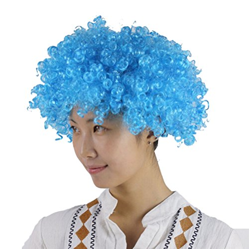 TOYMYTOY Explosion wig Masquerade Costume Wig Hairstyle Cosplay (Hippie Hairstyles For Halloween)