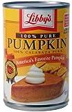 Libby's Pumpkin Pie Filling 425g ( 1 Can)
