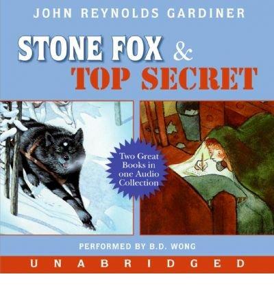 Stone Fox & Top Secret (CD-Audio) - Common ebook