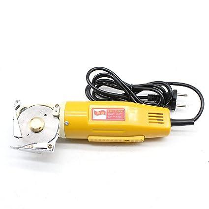 Z Y Cuchillo eléctrico de la circular de la cortadora del tejido del  cortador de la tela ff4c4deeb4bf