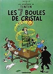 Les Aventures de Tintin, Tome 13 : Les sept boules de cristal