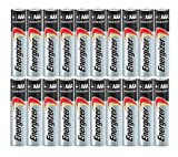 Health & Personal Care : Energizer AAA Max Alkaline E92 Batteries Made in USA - Expiration 12/2024 or later - 20 count