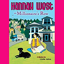 Hannah West on Millionaire's Row