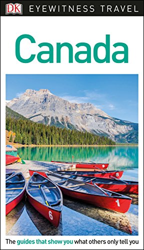 DK Eyewitness Travel Guide: Canada will lead you straight to the best attractions this country has to offer. The fully updated guide includes unique cutaways, floor plans, and reconstructions of the must-see sights, plus street-by-street maps of Toro...