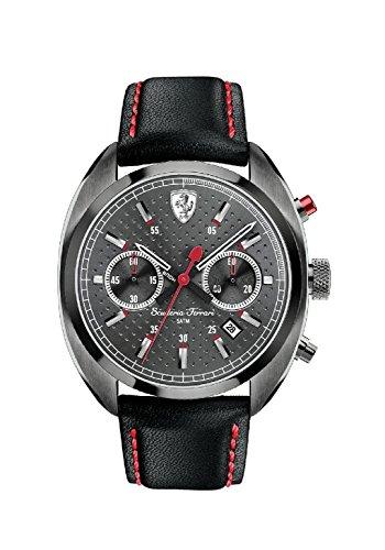 Ferrari Men's Formula Sportiva Analog Quartz Watch