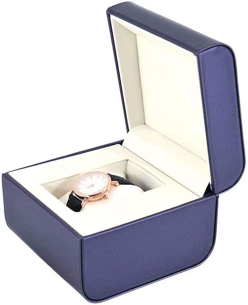 FFLJT Joyero - Joyero Joyero Caja de Reloj de Alta Gama de joyería Personalizada Pulsera Box