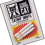 Catnip Joints Cat Toy - Set of 3, handmade using 5-Star Catnip and heavy cotton fabric