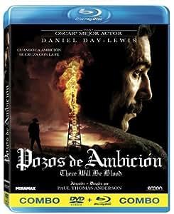 Pozos De Ambición (BD + DVD) [Blu-ray]