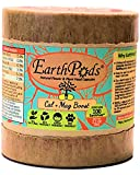 EarthPods CAL MAG BOOST Bio Organic Fertilizer Capsules (100 Spikes, NO UREA, Indoor + Outdoor Plant Food Supplement for Cannabis + Chili + Pepper + Rose + Tomato + Vegetable Garden, Help Blossom Rot)