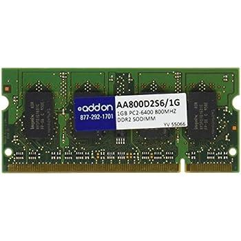 Amazon.com: addon-memory 4 GB DDR2 RAM 800 (PC2 6400 ...