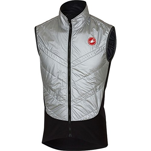 Castelli Core Warmer Vest - Men's Silver, - Cycling Thermal Vest