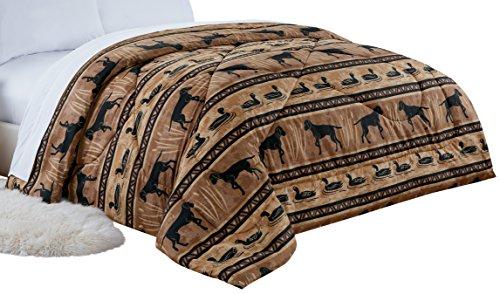 Creek Comforter Set - RT Designers Collection Cottage Creek Comforter, Full/Queen