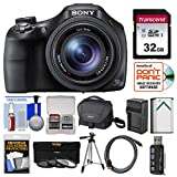 Sony Cyber-Shot DSC-HX400V Wi-Fi Digital Camera with 32GB Card + Case + Battery/Charger + Tripod + 3 Filters Kit Review